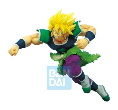 Dragonball Super Z-Battle PVC Statue Super Saiyan Broly 19 cm