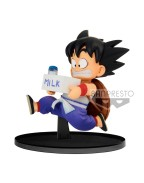 Dragonball Z BWFC PVC Statue Son Goku Normal Color Ver. 11 cm