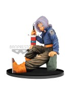 Dragonball Z BWFC PVC Statue Trunks Normal Color Ver. 13 cm