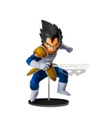 Dragonball Z BWFC PVC Statue Vegeta Normal Color Ver. 14 cm