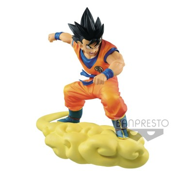Dragonball Z Figure Son Goku on Flying Nimbus 18 cm
