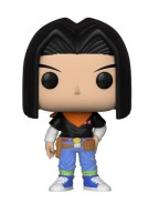 Dragonball Z POP! Animation Vinyl Figure Android 17 10 cm