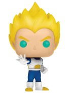 Dragonball Z POP! Animation Vinyl Figure Super Saiyan Vegeta Limited 9 cm