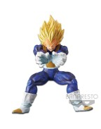 Dragonball Z Proud Super Elite's Final Attack Figure Super Saiyan Vegeta Final Flash 16 cm