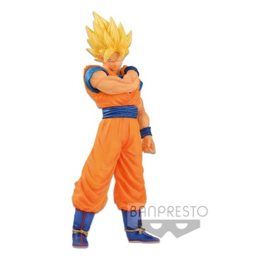 Dragonball Z Resolution of Soldiers Figure Super Saiyan Goku 18 cm