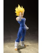 Dragonball Z S.H. Figuarts Action Figure Majin Vegeta Tamashii Web Exclusive 16 cm