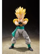 Dragonball Z S.H. Figuarts Action Figure Super Saiyan Gotenks 13 cm