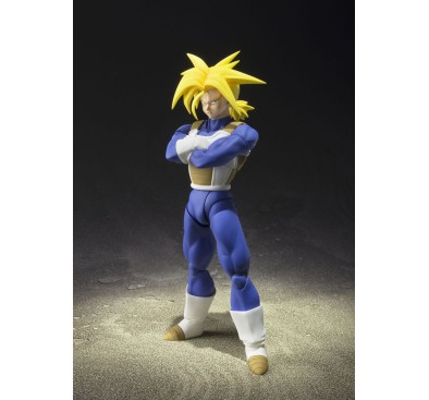 Dragonball Z S.H. Figuarts Action Figure Super Saiyan Trunks 14