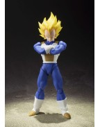 Dragonball Z S.H. Figuarts Action Figure Super Saiyan Vegeta 14 cm
