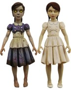 Set figurine, Eleanor Lamb & Little Sister