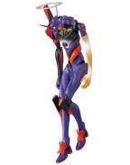 Evangelion: 2.0 You Can (Not) Advance MAF EX Action Figure Evangelion-01 Arousal Ver. 19 cm