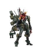 Evangelion Evolution Action Figure Revoltech Evangelion Production Model New 02 20 cm