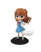 Evangelion Movie Q Posket Mini Figure Asuka Langley Ver. A 14 cm
