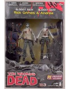 Exclusive Rick & Andrea, 2 pack Seria 3 13 cm