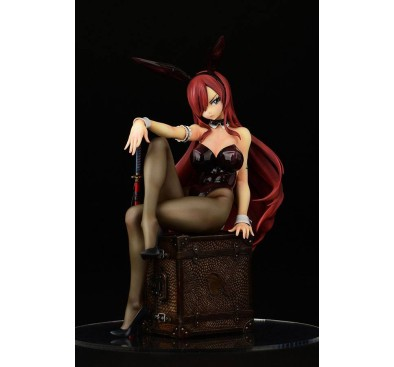 Fairy Tail PVC Statue 1/6 Erza Scarlet Bunny Girl Style 20 cm