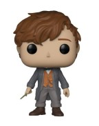 Fantastic Beasts 2 POP! Movies Vinyl Figures Newt Scamander Classic 9 cm