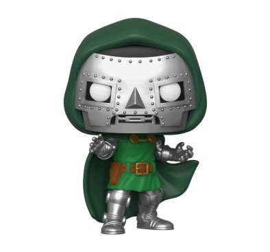 Fantastic Four POP! Marvel Vinyl Figure Doctor Doom 9 cm