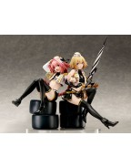 Fate/Apocrypha PVC Statue 1/7 Jeanne d'Arc & Astolfo Type-Moon Racing Ver. 22 cm