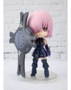 Fate/Grand Order - Absolute Demonic Front: Babylonia Figuarts mini Action Figure Mash Kyrielight 9 cm