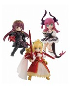 Fate/Grand Order Desktop Army Figures 8 cm Assortment Nero & Elizabeth & Scasaha