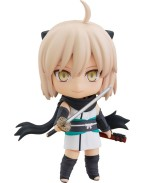 Fate/Grand Order Nendoroid Action Figure Saber/Okita Souji 10 cm