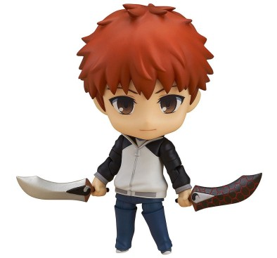 Fate /Stay Night Nendoroid Action Figure Shirou Emiya 10 cm