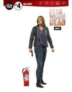 Fear The Walking Dead Color Tops Madison Clark 18 cm