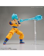 Figure-Rise Standard SSGSS Goku (Special Color Ver.) (Model Kit)