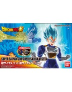 Figure Rise Standard Super Saiyan God Vegeta (model kit)