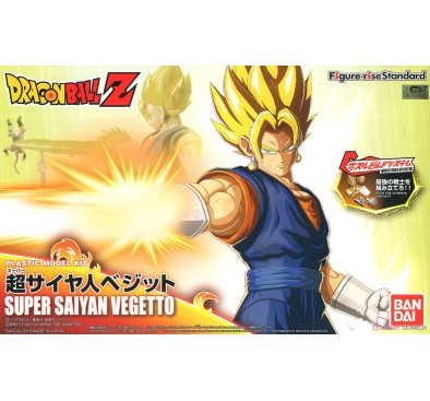 Figure Rise Standard Super Saiyan Vegetto 15 cm (model kit)