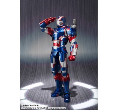 Figurina Iron Patriot
