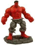Marvel Select Action Figure Red Hulk 25 cm