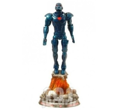 Marvel Seelct, Figurina Stealth Iron Man 18 cm