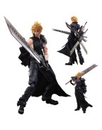 Final Fantasy VII Advent Children Play Arts Kai Action Figure Cloud Strife 28 cm