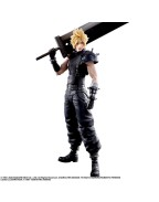 Final Fantasy VII Remake Play Arts Kai Action Figure Cloud Strife Ver. 2 27 cm