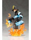Fire Force ARTFXJ Statue 1/8 Shinra Kusakabe Glows in the Dark 21 cm