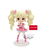Fresh Pretty Cure! Q Posket Mini Figure Cure Peach Ver. B 14 cm