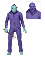 Friday the 13th Action Figure Jason Theme Music Edition  20 cm