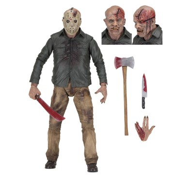 Friday the 13th: The Final Chapter Action Figure 1/4 Jason 46 cm