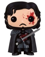 Game of Thrones POP! Vinyl Figure Bloody Jon Snow 10 cm (Limited)