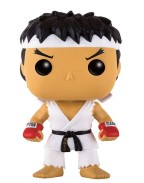 Funko POP! Games Street Fighter - RYU w/ headband White Variant 10cm limited