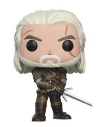 Funko POP! Games The Witcher 3 `Wild Hunt` - Geralt Vinyl Figure 10cm