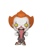 Funko POP! IT: Chapter 2 - Pennywise w/ Dog Tongue Vinyl Figure 10cm