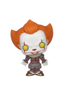 Funko POP! IT: Chapter 2 - Pennywise w/ Open Arms Vinyl Figure 10cm