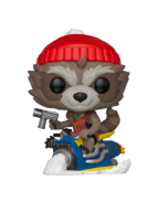 Funko POP! Marvel Holiday - Rocket Vinyl Figure 10cm