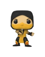 Funko POP! Mortal Kombat - Scorpion Vinyl Figure 10cm