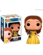 Funko POP! Movies Beauty and the Beast Live Action - Belle with Candlesticks Vinyl Figure 10cm limited