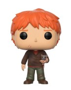 Funko POP! Movies Harry Potter - Ron with Scabbers Vinyl Figure 10cm
