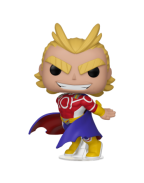Funko POP! My Hero Academia - All Might (Golden Age) Vinyl Figure 10cm