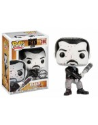Funko POP! The Walking Dead: Negan Black & White Vinyl Figure 10cm limited